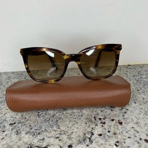 Persol Striped Tortoise 2999S Sunglasses